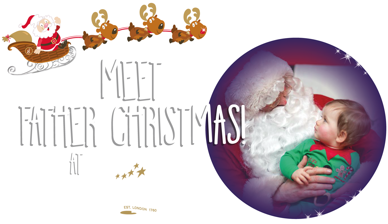 Meet Father Christmas at Hamleys